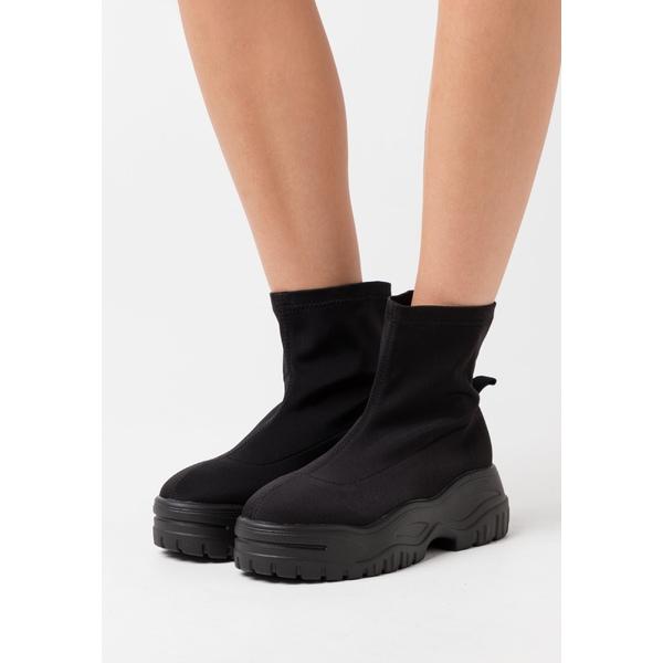 レイド レディース シューズ ブーツ レインブーツ black 全商品無料サイズ交換 ankle Platform 格安 価格でご提供いたします - 新品■送料無料■ boots vbkz0123 REGINA