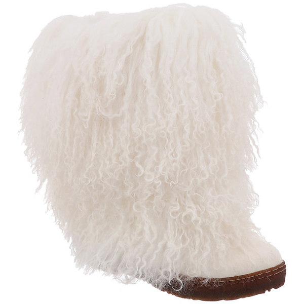 ベアパウ レディース ブーツ&レインブーツ シューズ Bearpaw Women's Boetis Boot White