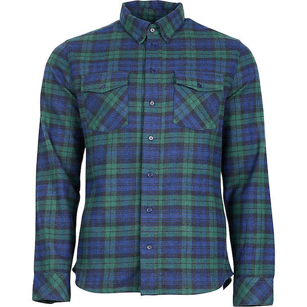 ユナイテッドバイブルー メンズ シャツ トップス United By Blue Men's Bridger Flannel Button Down Shirt Dark Green