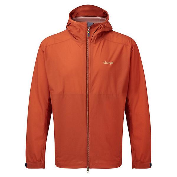 シャーパ メンズ ジャケット&ブルゾン アウター Sherpa Men's Asaar 2.5 Layer Jacket Teej Orange