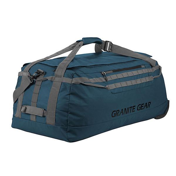 グラナイトギア レディース ボストンバッグ バッグ Granite Gear 30IN Packable Duffel Basalt/Flint