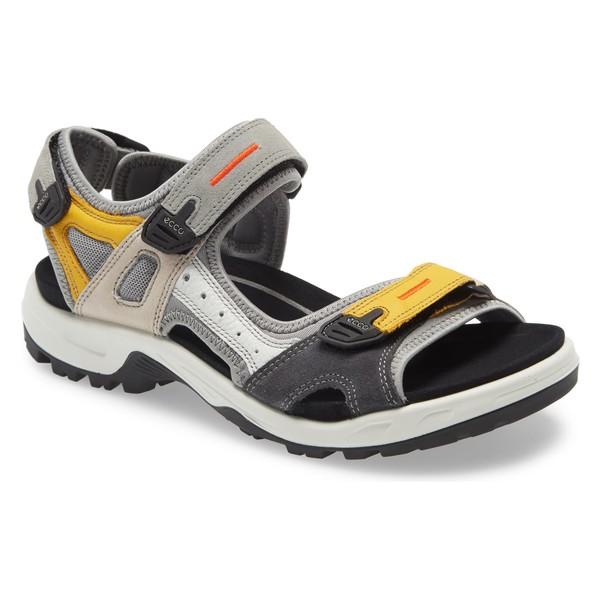 エコー メンズ シューズ サンダル Multicolor Merigold 全商品無料サイズ交換 エコー メンズ サンダル シューズ ECCO 'Yucatan' Sandal (Men) Multicolor Merigold