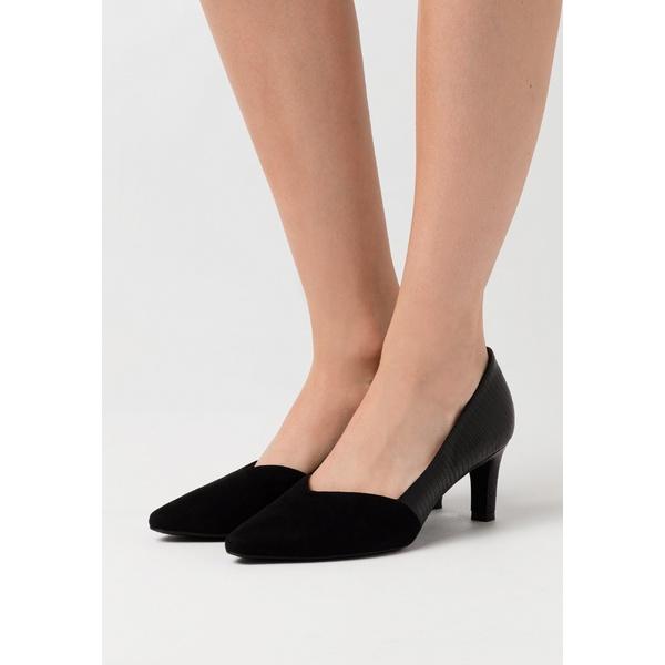 ピーター カイザー レディース ヒール シューズ MARISA - Classic heels - schwarz vcln028a