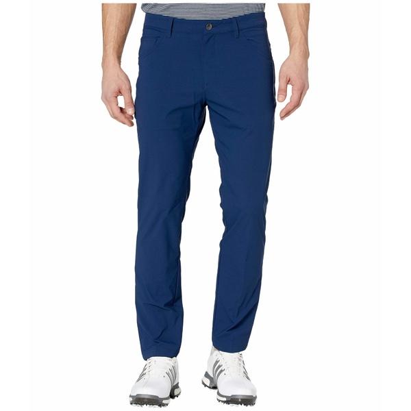 アディダス メンズ カジュアルパンツ ボトムス Adicross Slim Five-Pocket Pants Collegiate Navy