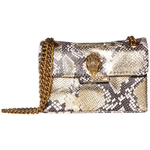 カートジェイガーロンドン レディース ハンドバッグ バッグ Mini Kensington Crossbody Bag Brown/Other