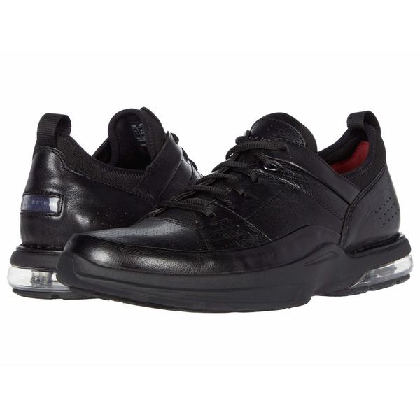 ロックポート メンズ スニーカー シューズ Howe Street Lace-Up Black/Black Os