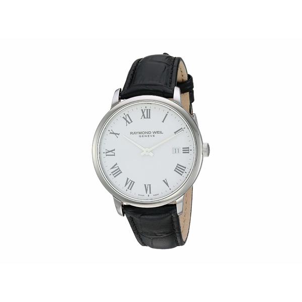 レイモンドウェイル メンズ 腕時計 アクセサリー Toccata - 5485-STC-00300 White