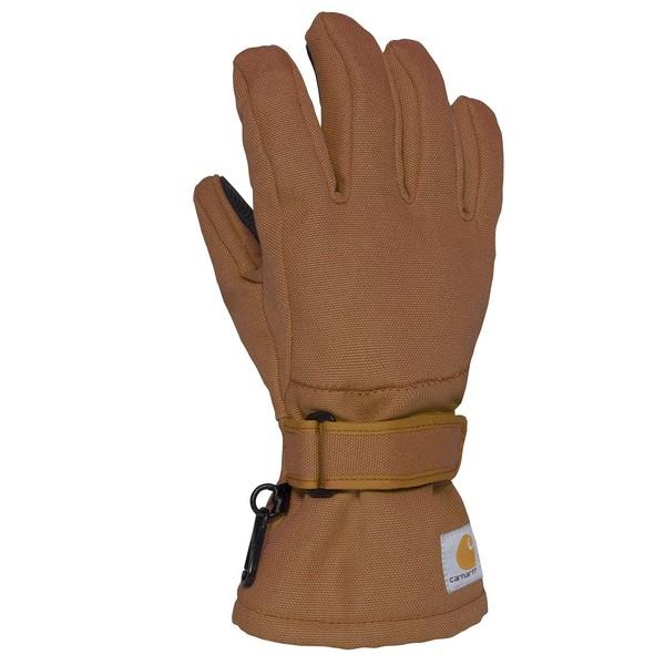 2020春夏新作 カーハート メンズ アクセサリー 手袋 Glove 全商品無料サイズ交換 Duck Brown 正規品送料無料