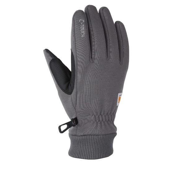 カーハート メンズ アクセサリー 手袋 新作送料無料 C-touch 全商品無料サイズ交換 Gray 即納最大半額
