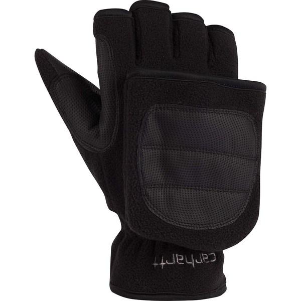 カーハート メンズ アクセサリー 驚きの価格が実現 お買い得 手袋 Flip Ts 全商品無料サイズ交換 Black