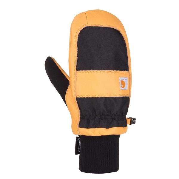 カーハート メンズ 在庫あり アクセサリー 手袋 新品未使用正規品 Black 40 全商品無料サイズ交換 Back Fingermitt