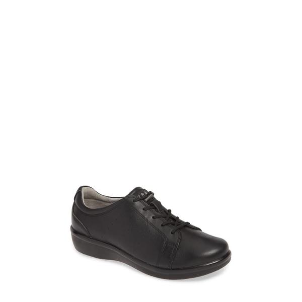 アレグリア レディース スニーカー シューズ Cliq Sneaker Black Out Leather