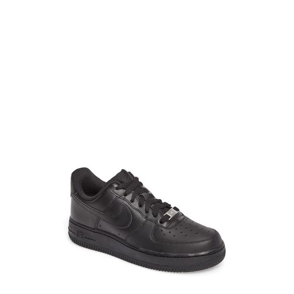 ナイキ レディース スニーカー シューズ Air Force 1 Sneaker Black/ Black
