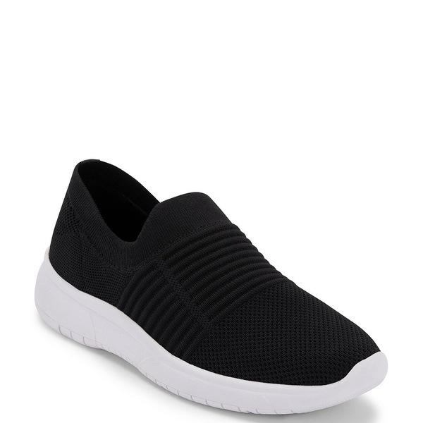 ブロンド レディース スニーカー シューズ Karen Knit Waterproof Sneakers Black