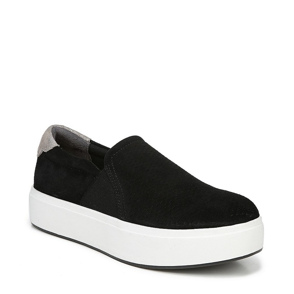 ドクターショール レディース スニーカー シューズ Abbot Lux Slip On Sneakers Black