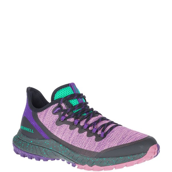 メレル レディース スニーカー シューズ Bravada Mesh Hiking Sneakers Erica/Peacock