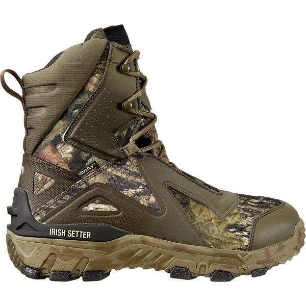 アイリッシュ・セッター メンズ ブーツ&レインブーツ シューズ Irish Setter Men's VaprTrek LS 800g Realtree Xtra Waterproof Field Hunting Boots RealtreeXtra