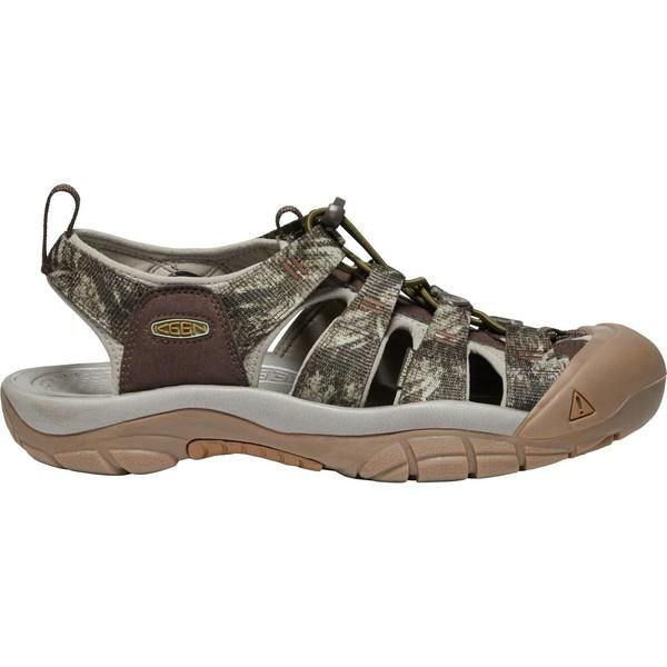 キーン メンズ サンダル シューズ KEEN Men's Newport H2 Sandals VintageKhaki