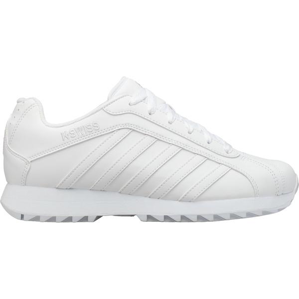 ケースイス メンズ スニーカー シューズ K-Swiss Men's Verstad 2000 S Shoes White/White