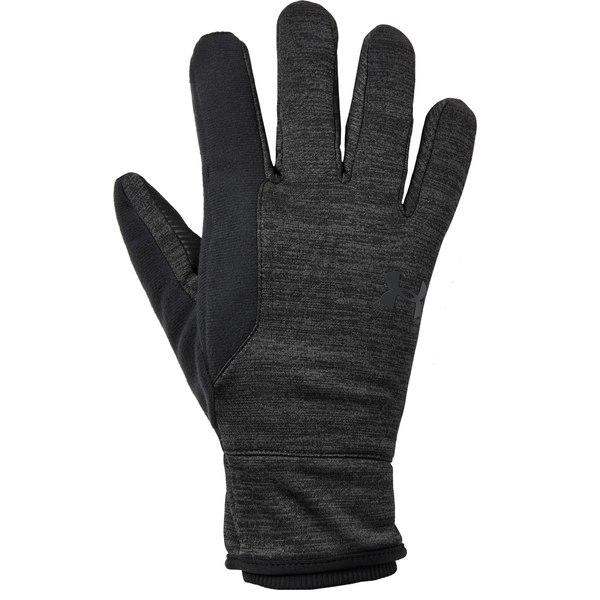 アンダーアーマー メンズ 手袋 アクセサリー Under Armour Men's ColdGear Infrared Elements Gloves Black/JetGray