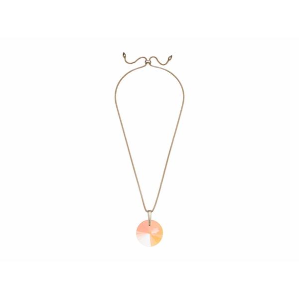 ケンドラスコット レディース ネックレス・チョーカー・ペンダントトップ アクセサリー Jolie Long Pendant Necklace Gold Dichroic Glass