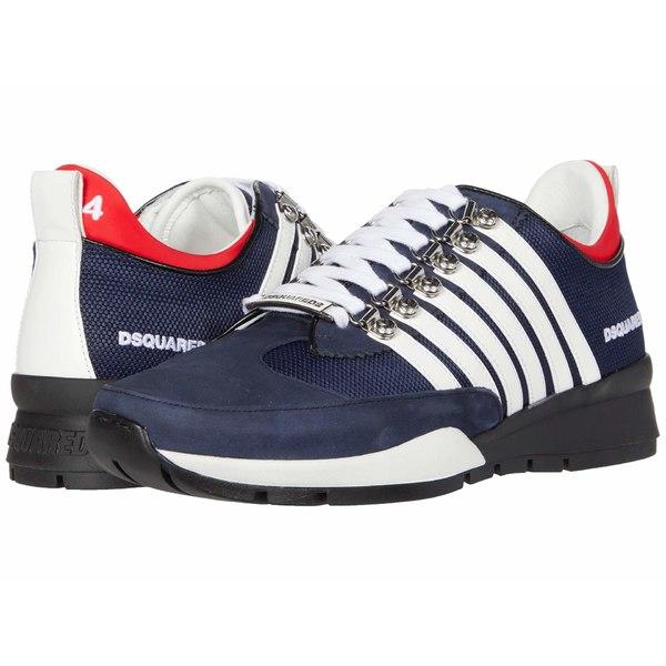 ディースクエアード メンズ スニーカー シューズ 251 Sneaker Navy/White