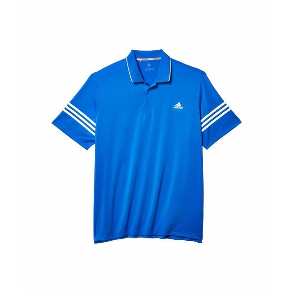 アディダス メンズ シャツ トップス Ultimate365 Blocked Polo Shirt Glory Blue/White
