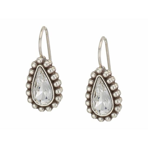 ブライトン レディース ピアス&イヤリング アクセサリー Twinkle Teardrop Earrings Crystal