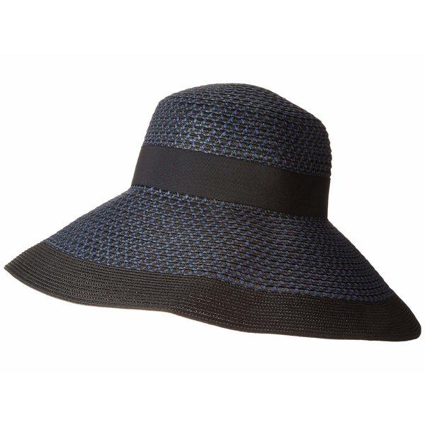 ベットマー レディース 帽子 アクセサリー Audrey Navy/Black