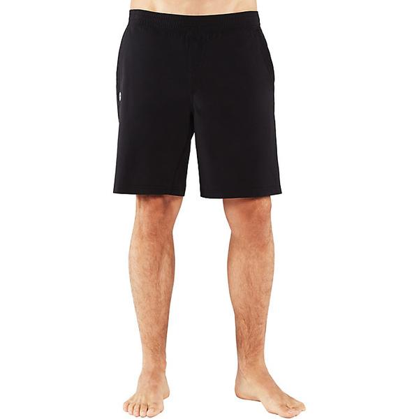 マンデュラ メンズ ハーフ&ショーツ ボトムス Manduka Men's Dyad 2.0 Short Black