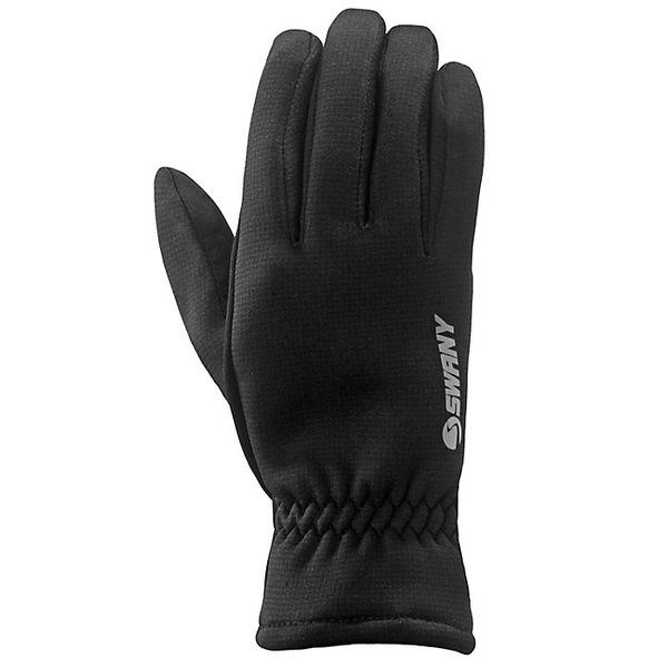 スワニー レディース 手袋 アクセサリー Swany Women's I-Hardface Runner Glove Black