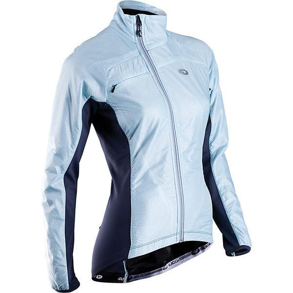 スゴイ レディース ジャケット&ブルゾン アウター Sugoi Women's RSE Alpha Bike Jacket Ice Blue