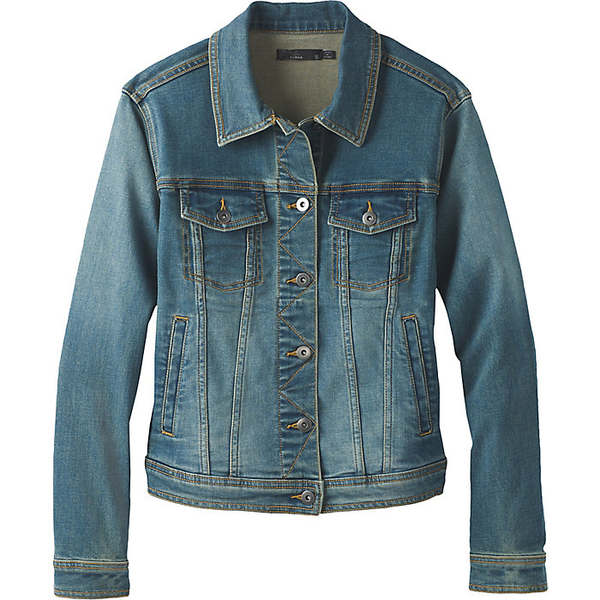 プラーナ レディース ジャケット&ブルゾン アウター Prana Women's Abbot Jacket Heritage Wash