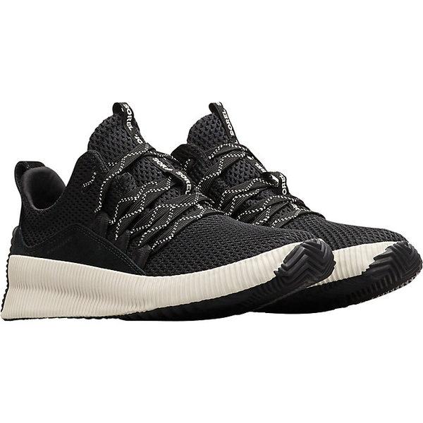 ソレル レディース スニーカー シューズ Sorel Women's Out N About Plus Sneaker Black