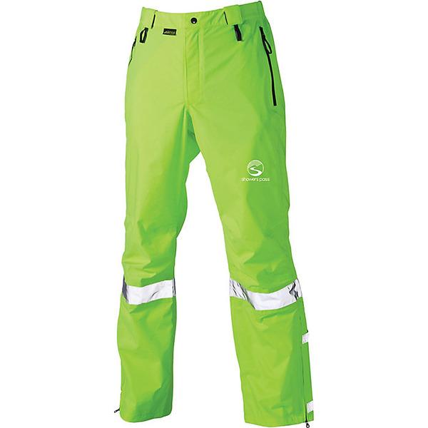 シャワーパス メンズ サイクリング スポーツ Showers Pass Men's Club Visible Pant Neon Green