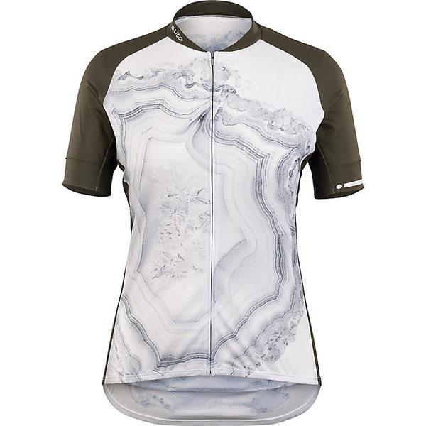 スゴイ レディース シャツ トップス Sugoi Women's Evolution Zap Jersey Agate