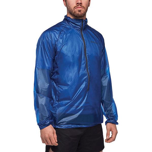ブラックダイヤモンド メンズ ジャケット&ブルゾン アウター Black Diamond Men's Deploy Wind Shell Jacket Ultra Blue