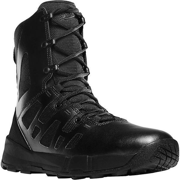 ダナー メンズ ブーツ&レインブーツ シューズ Danner Men's Dromos 8IN Boot Black