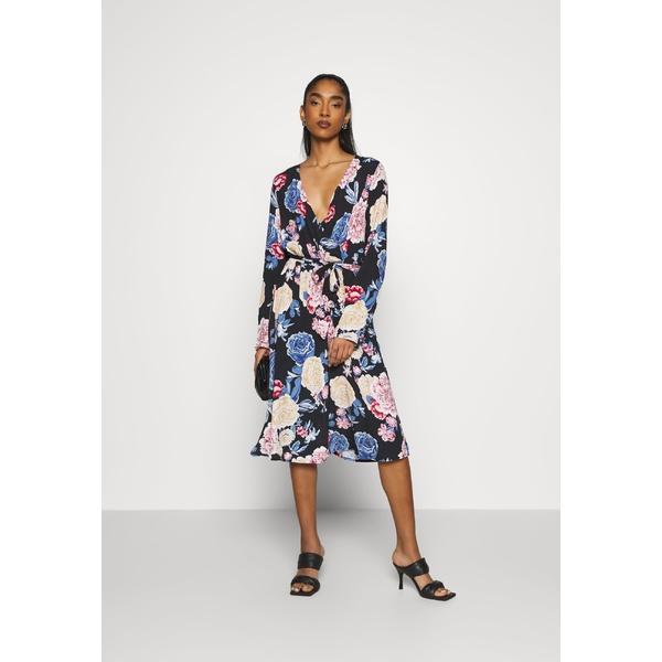 ヴィラ レディース 2020新作 トップス ワンピース black blue rose beige 全商品無料サイズ交換 DRESS VIKITTIE 送料無料 激安 お買い得 キ゛フト vlji0062 - Day dress