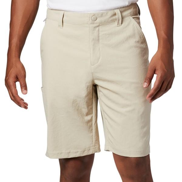 コロンビア メンズ カジュアルパンツ ボトムス Columbia Men's Tamiami Shorts Fossil