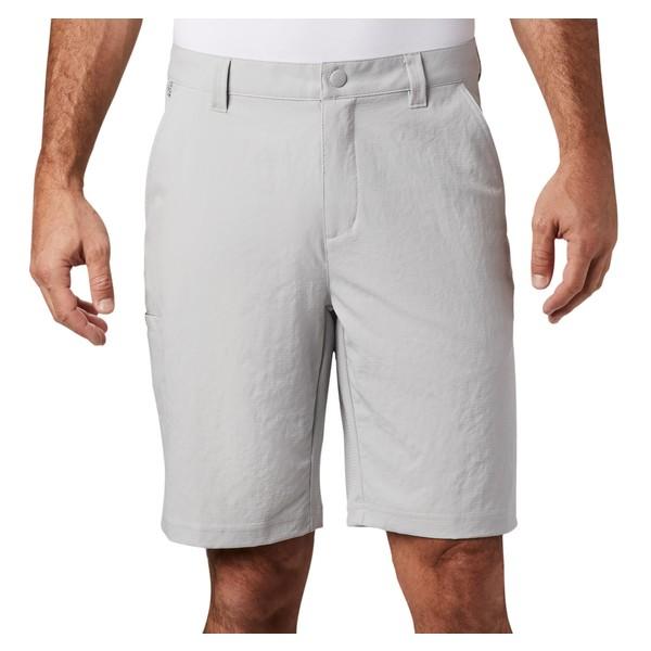 コロンビア メンズ カジュアルパンツ ボトムス Columbia Men's Tamiami Shorts CoolGrey