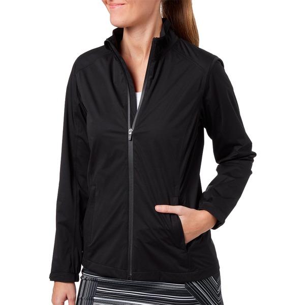 レディハーゲン レディース ジャケット&ブルゾン アウター Lady Hagen Women's Best Golf Rain Jacket Black