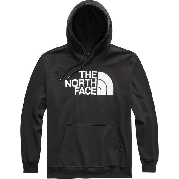 ノースフェイス メンズ パーカー・スウェットシャツ アウター The North Face Men's Half Dome Hoodie TNFBlack