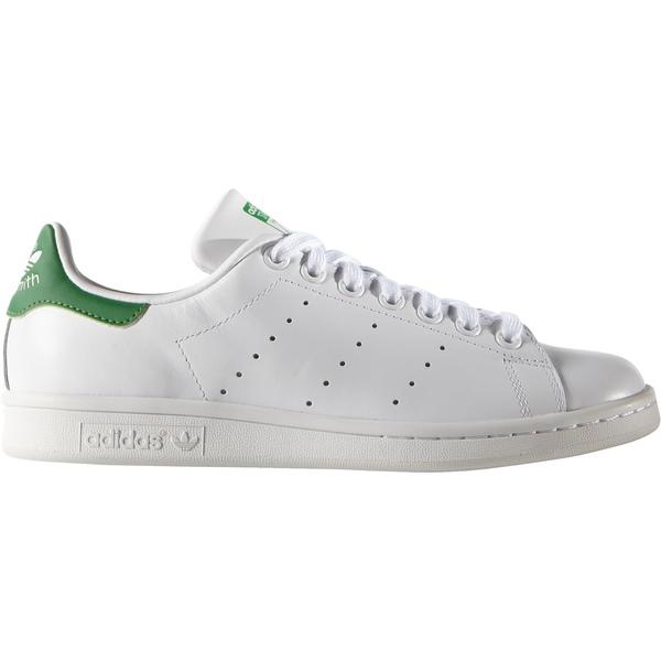 アディダス レディース スニーカー シューズ adidas Originals Women's Stan Smith Shoes White/Green