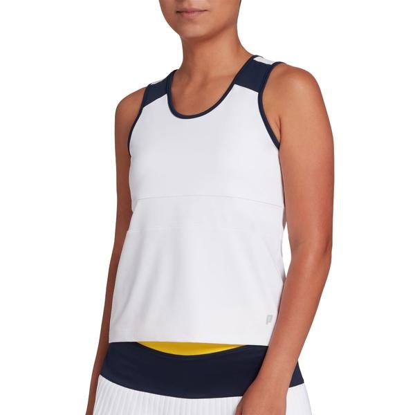 プリンス レディース シャツ トップス Prince Women's Tennis Tank Top DeepNavy