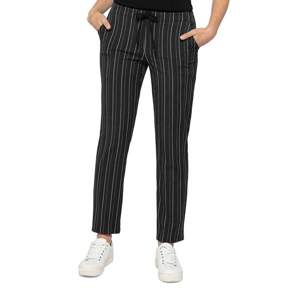 ニックプラスゾーイ レディース カジュアルパンツ ボトムス Finish Line Pants Black Multi