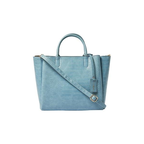 アーバンオリジナルス レディース トートバッグ バッグ My World Vegan Leather Tote Blue