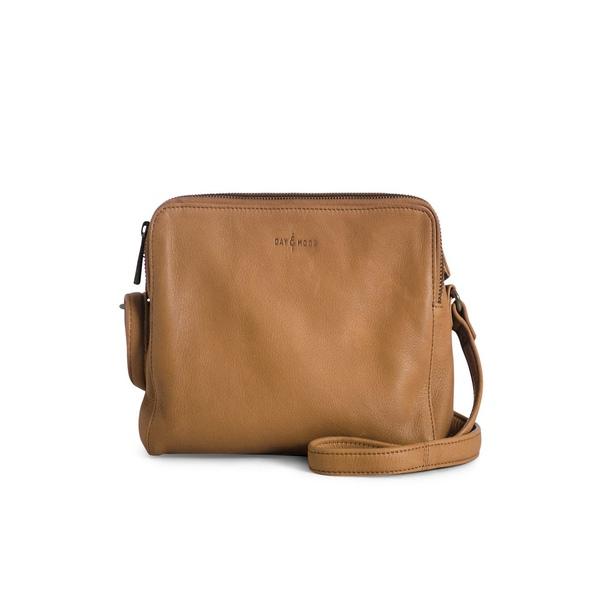 ダイアンドムード レディース ショルダーバッグ バッグ Hannah Leather Crossbody Bag Camel