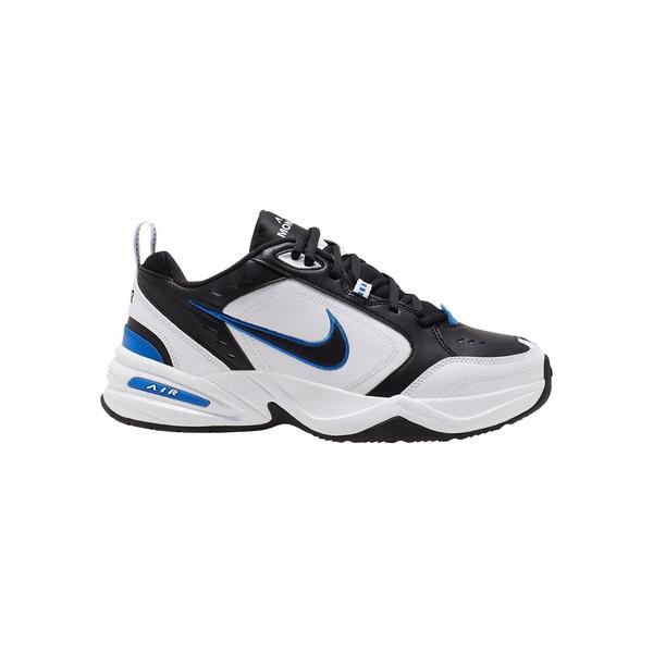 ナイキ メンズ スニーカー シューズ Men's Air Monarch IV Training Shoes Black White Blue