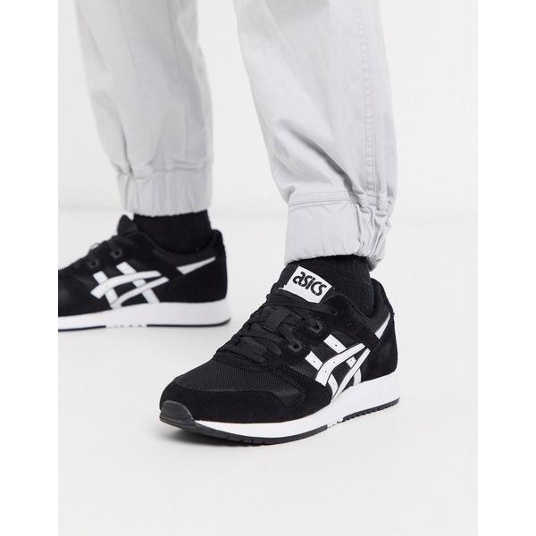 アシックス メンズ スニーカー シューズ Asics SportStyle classic lyte sneakers in black Black